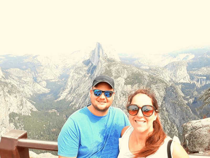 Glacier Point Yosemite Triplovers