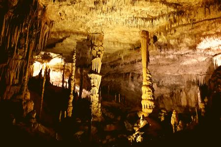 Grotten van Drach
