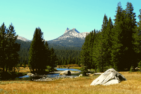 Tuolumne Meadows Merced River
