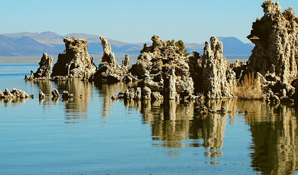 Tufa's Mono Lake