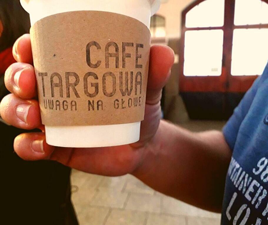 Koffie van Cafe Targowa