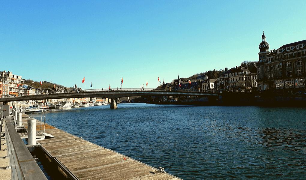 Dinant Maas brug
