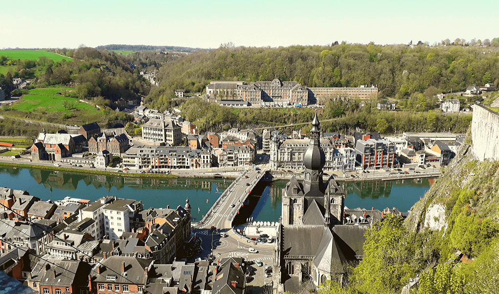 uitzicht Citadel Maas