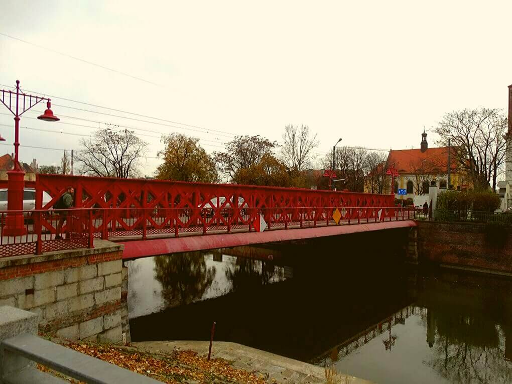 Most Piaskowy brug