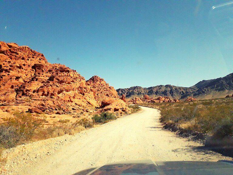 Arch Rock Loop Drive