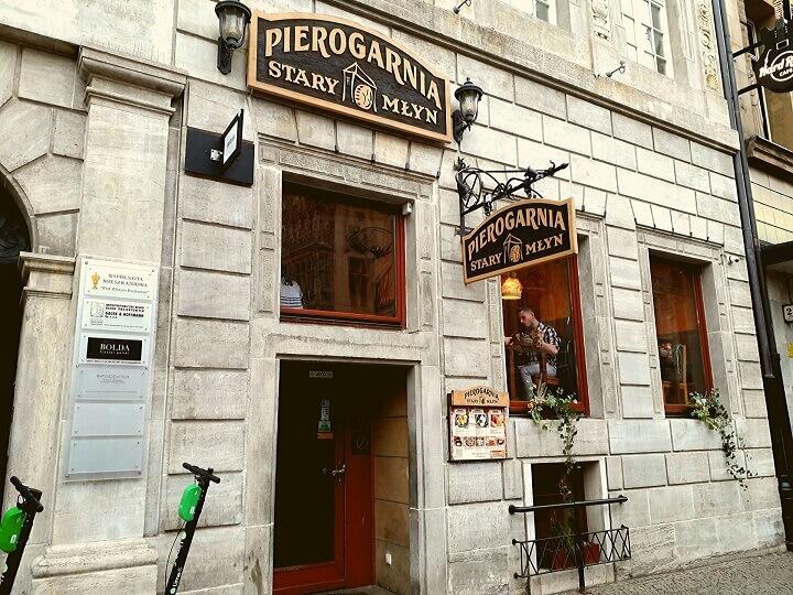 Pierogarnia restaurant