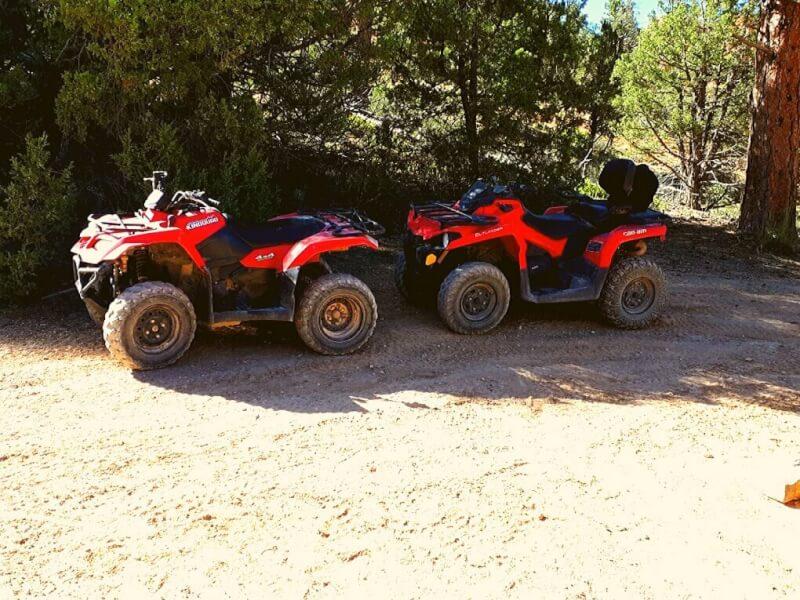 Quads Casto Canyon