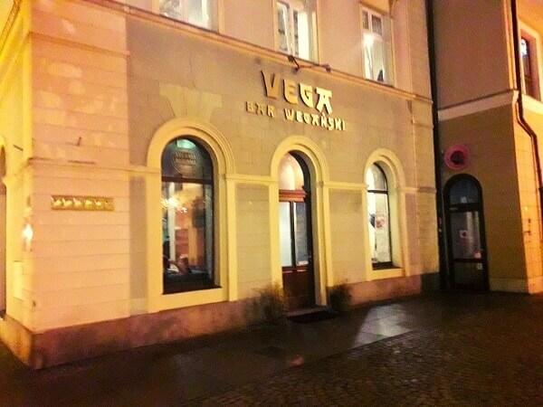 Restaurant Vega Wroclaw