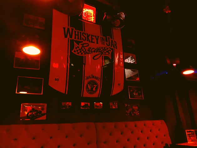 Whiskey in the Jar restaurant