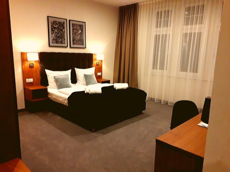 Hotelkamer Brassel Aparthotel