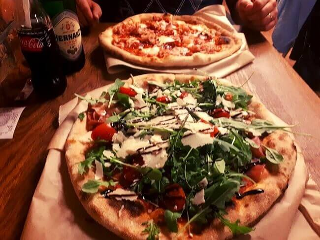 Pizza bij Pizza Si Wroclaw
