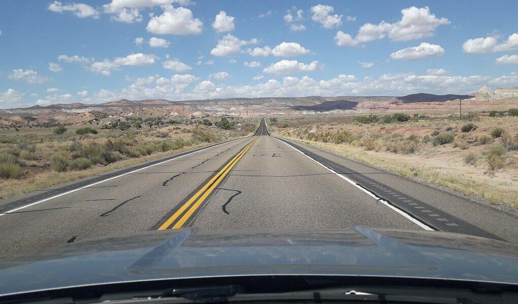 Route roadtrip 3 weken Amerika
