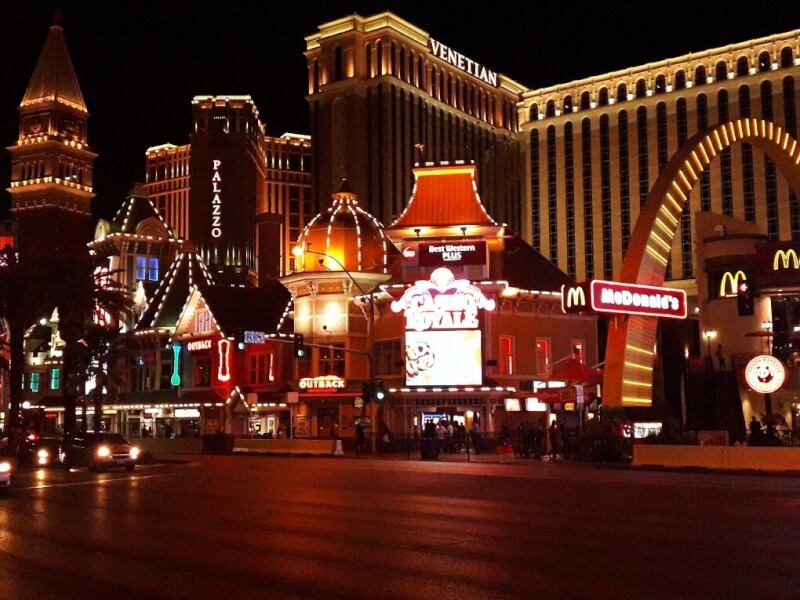 Casino Royale hotel Las Vegas