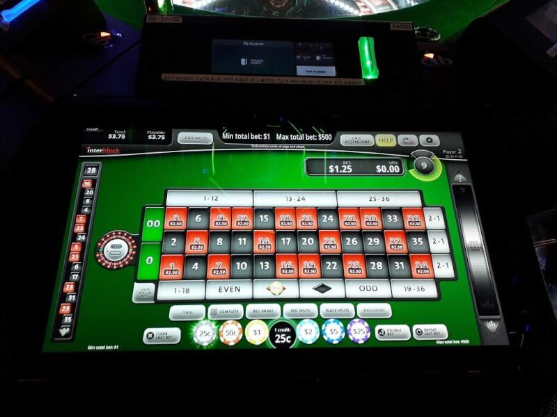Gokken roulette casino Las Vegas