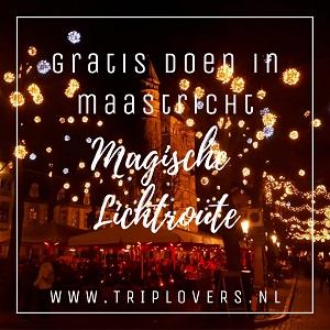 Blogfoto Magische Lichtroute Maastricht