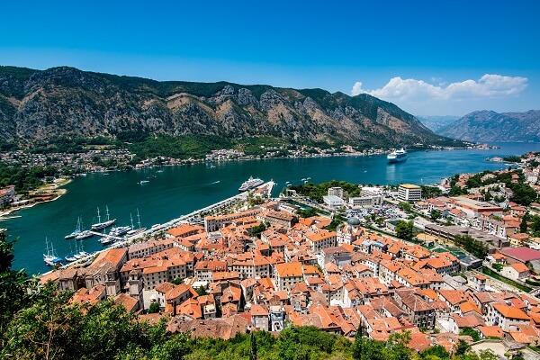 Montenegro volgende bestemming