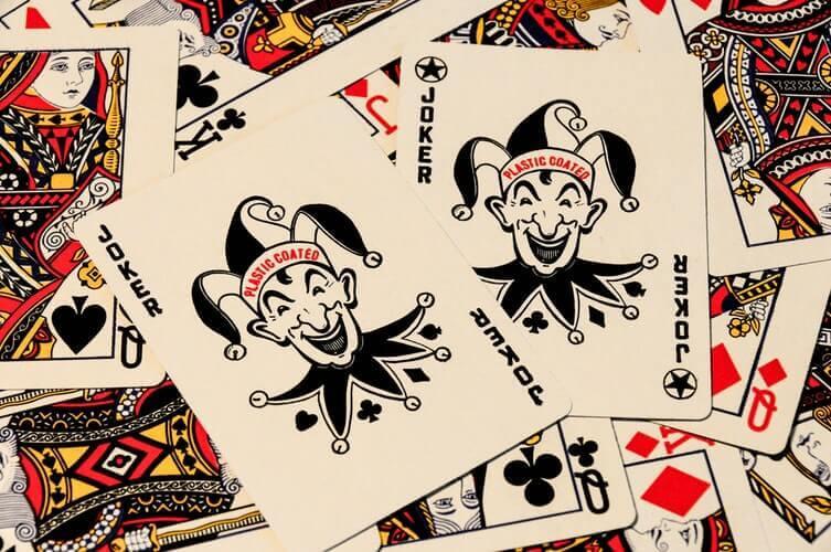 Three card monte Las Vegas