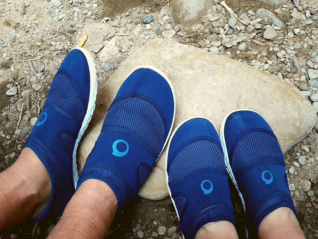 waterschoenen hike