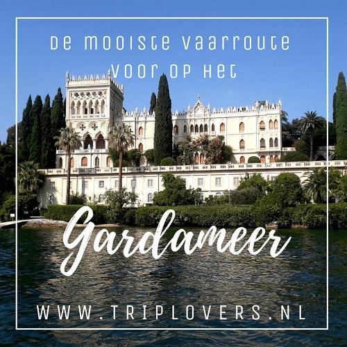 Blogfoto mooise vaarroute Gardameer