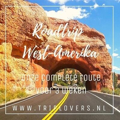 Roadtrip Amerika complete route