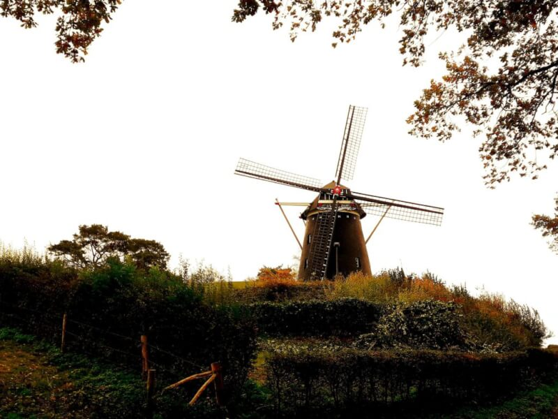 Molen Mergellandroute