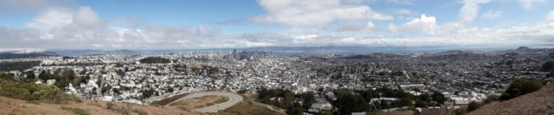 Twins Peak San Francisco