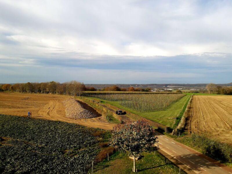 Autoroute Mergellandroute Zuid Limburg