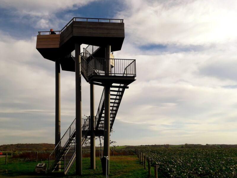 Uitkijktoren autoroute mergellandroute
